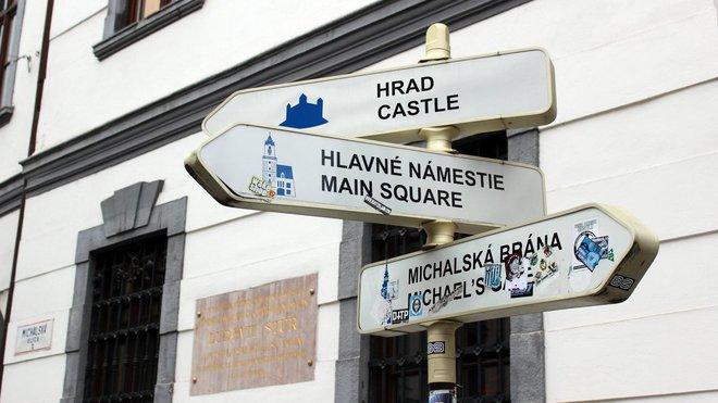 Bratsilava, Slovensko (centrum)