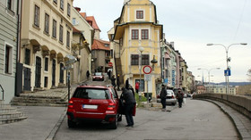 Bratislava, Slovensko - Židovská ulice