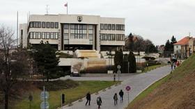 Bratsilava, Slovensko - Národná rada SR