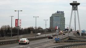 Bratsilava, Slovensko - Most SNP