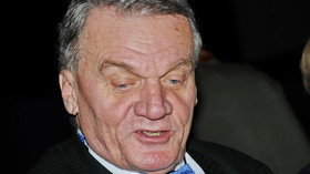 Bohuslav Svoboda na 24. kongresu ODS