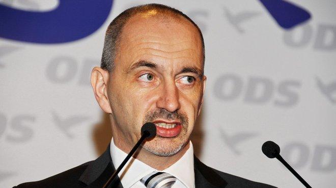 Martin Kuba na 24. kongresu ODS