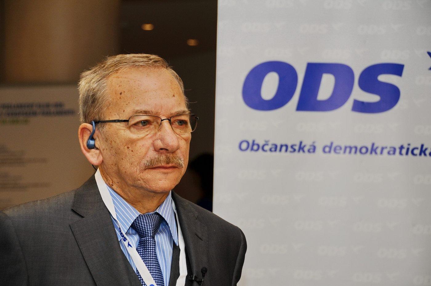 Kalousek kritizoval zvolení Kubery šéfem Senátu, Gazdík a ODS ho pořádně usadili - anotační obrázek