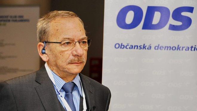 Jaroslav Kubera na 24. kongresu ODS
