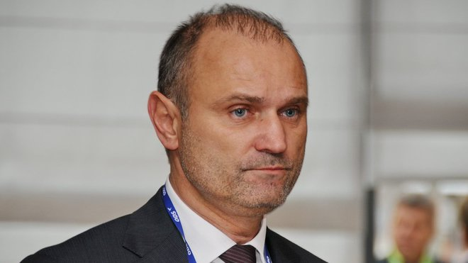 Ivan Langer na 24. kongresu ODS