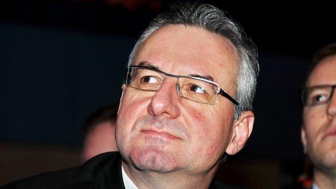 Jan Zahradil na 24. kongresu ODS