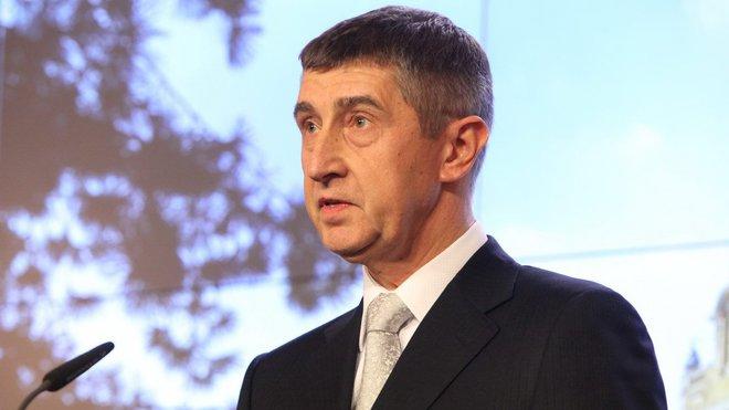 Andrej Babiš /ANO/, 1. místopředseda vlády pro ekonomiku vlády a ministr financí