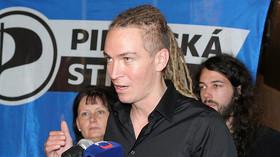 Piráti nechtějí jednat s SPD, KSČM ani ANO - anotační foto