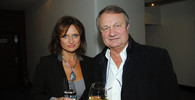 Jiří Adamec s manželkou Janou