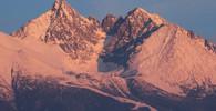 Český skialpinista přežil hrůzný pád ve Vysokých Tatrách - anotační obrázek