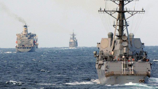 USS Truxtun (DDG-103)