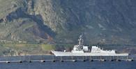 Hlídková loď USA vypálila v Perském zálivu varovné výstřely kvůli íránskému plavidlu - anotační obrázek
