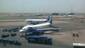 Airbus A320 indické společnosti IndiGo