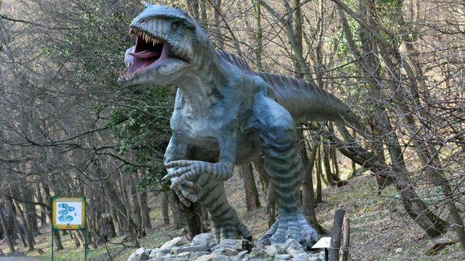 Zoo Bratislava, Dinopark