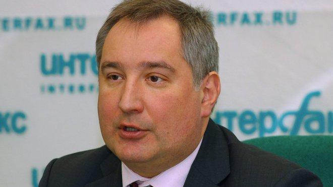 Dmitrij Rogozin, ruský vicepremiér
