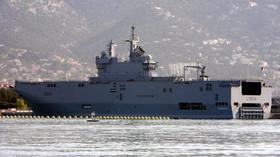 Tonnerre - Třída Mistral je třída vrtulníkových výsadkových a velitelských lodí francouzského námořnictva (francouzské označení je BPC – Bâtiments de Projection et de Commandement).