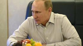 Rusko opět překrucuje dějiny 2. světové války? Historici se pustili do Putina - anotační foto