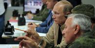 Rusko se chystá na boj s džihádisty, armáda rozjela rozsáhlé manévry - anotační foto