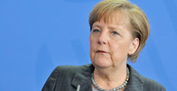Merkelová podle odhadů jasně vyhrála německé volby - anotační obrázek