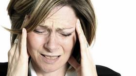 Bolest hlavy, ilustrační fotografie