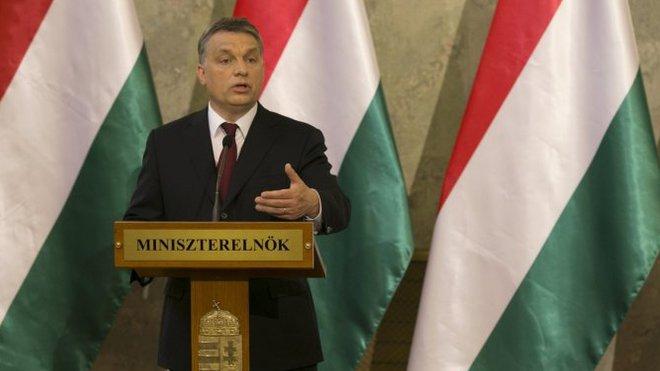 Viktor Orbán /Fidesz/, maďarský premiér