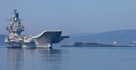 Rusko má problém: Z jediné letadlové lodi Admirál Kuzněcov je hromada šrotu - anotační obrázek