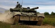 Na jihu Ruska dnes začalo vojenské cvičení, zapojí se 2000 bojových vozidel - anotační obrázek