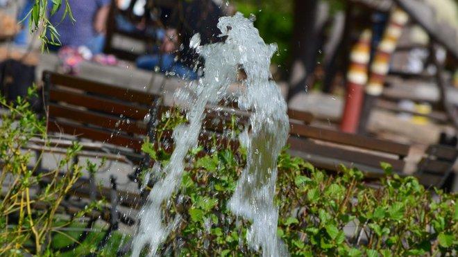 Vodní osvěžení