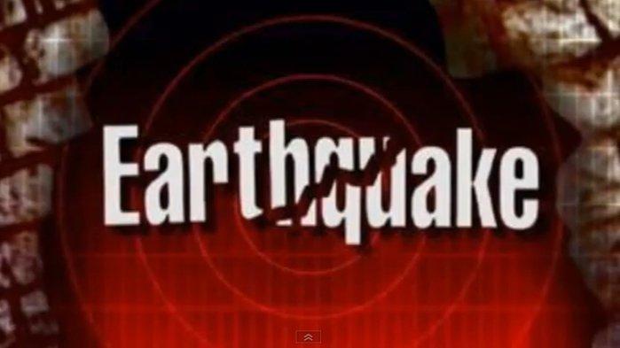 Zemětřesení, ilustrační fotografie