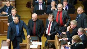 Poslanci za ČSSD