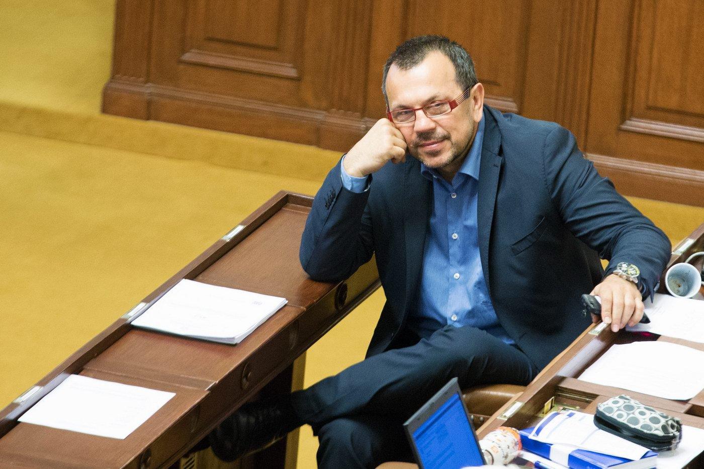 Jaroslav Foldyna /ČSSD/