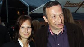 Václav Klaus ml. s přítelkyní