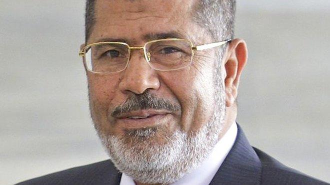 Muhammad Mursí, autor: Agencia Brasil