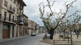 Španělský venkov