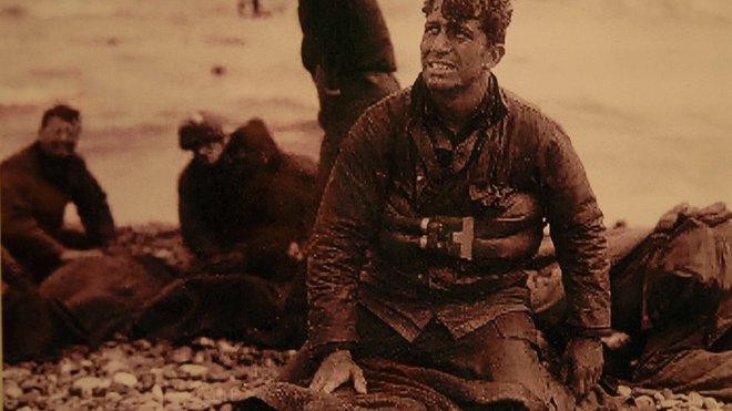 Bitva o Normandii, Operace Overlord - muzeum a autentické snímky