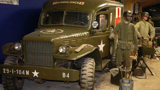 Bitva o Normandii, Operace Overlord - muzeum