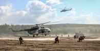 Letecké cvičení Ample Strike je nezákonné, tvrdí iniciativa - anotační obrázek