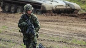 Čeští vojáci měli konflikt s litevskou policií: Opili se a dožadovali se vstupu do klubu - anotační foto