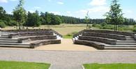 Koncentrační tábor Lety byl internační tábor za druhé světové války zřízený na okraji stejnojmenné obce v dnešním okrese Písek, od 10. července 1942 byl určený internaci cikánů. Na jeho místě byl v padesátých letech 20. století vybudován velkokapacitní vepřín, v 90. letech pak pietní památník u zdi vepřína.