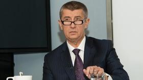 Současný ministr financí Andrej Babiš