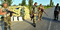 Na Ukrajině se opět bojuje. Zahynulo šest vojáků - anotační obrázek