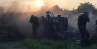 Lidská práva na Krymu se pod Ruskem? Podle OSN je to hodně špatné - anotační obrázek