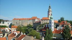 Český Krumlov. Foto: Ondřej Koníček
