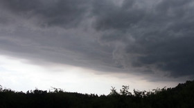 Silná bouřka