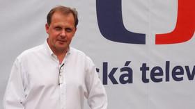 Šéf ČT Dvořák: Proti Zemanovi zaujatí nejsme. Veřejnoprávní média jsou v ohrožení - anotační foto