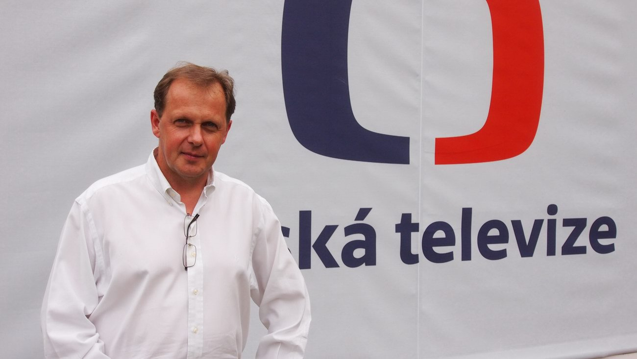 Petr Dvořák, generální ředitel České televize pro EuroZprávy.cz