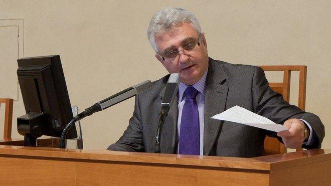 Milan Štěch, předseda Senátu ČR
