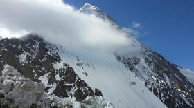 Vrchol K2.