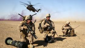 Američané se v Perském zálivu utrhli ze řetězu, následky byly tragické - anotační foto