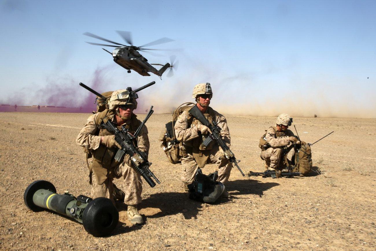 Američané se v Perském zálivu utrhli ze řetězu, následky byly tragické - anotační obrázek
